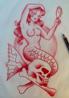 Jason Minauro Sweet Tattoos, Pin Up Tattoos, Body Art Tattoos, Random Tattoos, Tatoos, Berg Tattoo, Chicano, Old School Ink, Tattoo Themes