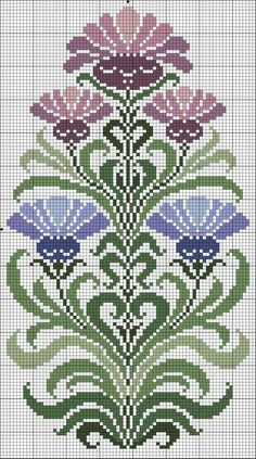Best Picture For Crochet Celtic scarf For Your Taste You are looking for something, and it is going to tell you exactly what you are. Celtic Cross Stitch, Cross Stitch Rose, Cross Stitch Borders, Cross Stitch Flowers, Cross Stitch Charts, Cross Stitch Designs, Cross Stitching, Cross Stitch Embroidery, Hand Embroidery