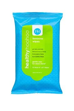 Feminine Wipes by Healthy Hoo Hoo - pH balanced, gentle cleansing wipes great for freshening up anywhere. They are made with plant extracts and aloe vera. Bloomi loves their compact size –perfect for a gym bag, purse or bathroom accessory. Buy now! Diy Camping, Camping And Hiking, Camping Hacks, Camping Gear, Outdoor Camping, Camping Stuff, Camping Checklist, Camping Essentials, Beauty Essentials