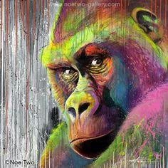 Gorillaz by Noe Two