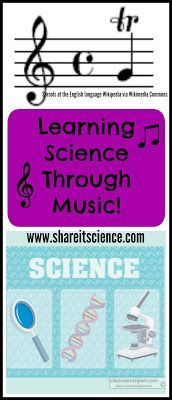 Share it! Science News : Learning Science Through Music! Science Music for Kids