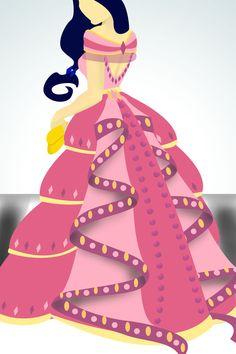 MLP:FiM Grand Galloping Gala Dresses (HF) Rarity