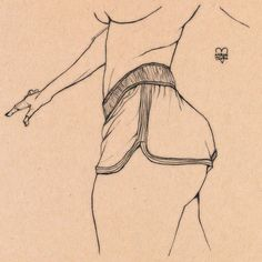 17 4 mil Likes 31 comments Aaron Tsuru tsuruf Girl Drawing Sketches, Cool Art Drawings, Pencil Art Drawings, Easy Drawings, Drawing Ideas, Body Drawing, Painting & Drawing, Art Sketchbook, Erotic Art
