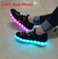 Aliexpress.com : Buy 2015 women men fashion glowing light up sneakers for adults led luminous shoes a new shoes simulation sole led shoes for adults  from Reliable shoe room shoes suppliers on Shenzhen high quality shoes factory store  | Alibaba Group