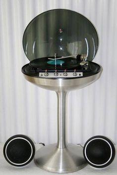 Super record player