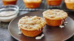 2-Ingredient Apple Pie Cups Apple Desserts, Apple Recipes, Easy Desserts, Dessert Recipes, Easy Recipes, Dessert Tarts, Summer Desserts, Popular Recipes, Dinner Recipes
