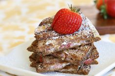 Ever wished there was such a thing as a strawberry sandwich? Well thank Florida Chef Justin Timineri for this delicious Florida Strawberry Mascarpone Panini!