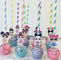 Cake nature fast and easy - Clean Eating Snacks Funny Birthday Cakes, 6th Birthday Parties, Cake Pops, Lol Doll Cake, Recipe For Teens, Surprise Cake, Zucchini Cake, Salty Cake, Lol Dolls