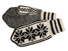 Hals med hette og lange sokker - Viking of Norway Neck with hood and long socks - Viking of Norway Loom Knitting Patterns, Knitting Charts, Knitting Projects, Wrist Warmers, Fair Isle Knitting, Alpacas, Knitting Accessories, Knitted Gloves, Mittens