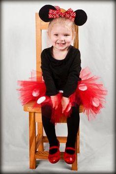 Daddy Cool!: Φτιάξε αποκριάτικη στολή Minnie και miki mouse.Οδηγίες βήμα βήμα και video