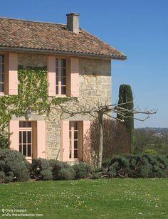 Château Troplong-Mondot, April 2011