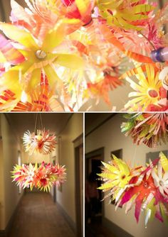 """Plastic Bottle Art"".....Are you a fan of sustainable design? There are no limits to  creating decorative objects from recycled plastic bottles. Use your plastic bottles and your imagination in your designs and stop throwing so many in the trash. It is so much more challenging to use your artistic skills witrh an existing shape and material."
