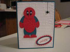 spiderman birthday by Tracy Gritke