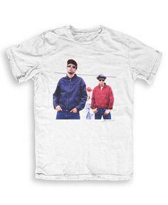 Beastie Boys - Music T-shirts by Phil Nicholls S to XXL Unisex - white Boy Music, Beastie Boys, Unisex, Tees, Mens Tops, T Shirt, Fashion, Supreme T Shirt, Moda