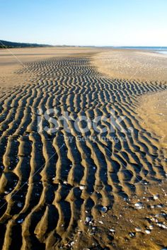 Pakawau Beachscape, Collingwood, Golden Bay, New Zealand Royalty Free Stock Photo