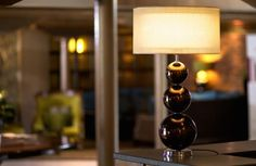 Manchester Marriott Victoria & Albert Hotel Victoria And Albert, Manchester, Table Lamp, Lighting, Hospitality, Home Decor, Lamp Table, Light Fixtures, Lights