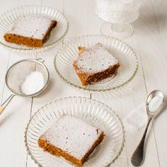 Sugar Free Mocha Bars – Baking with Xylitol