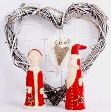 Dekoracje świąteczne, wykonane ręcznie. Sposób na oryginalny wystrój Twojego mieszkania.
