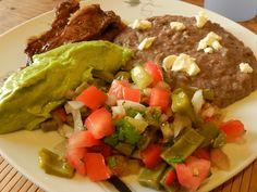 Mexican combo :D. Mexican food/Comida Mexicana
