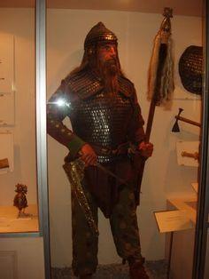 Скифский воин  Scythian Warrior