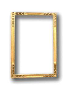 9a572b683577 Art Deco Original Frame. Gold LeafPicture ...