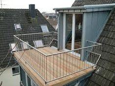 Bildergebnis für dachbalkon