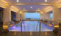 SPA de Cristal en el Ibiza Corso Hotel & Spa.