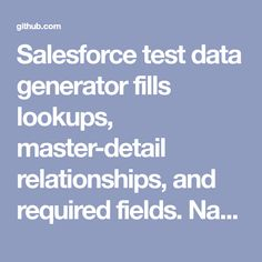 18 Best Salesforce images in 2019 | Amp, Android developer, Bass