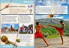 Projecten voor basisscholen :: Brazilië M.I. Muziekkaart 1 daanebbers.yurls.net