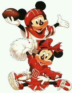Football Mickey