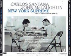 john mclaughlin Carlos Santana  a love supreme