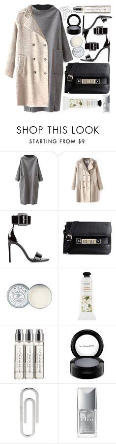 """beautifulhalo #6"" by noviii ❤ liked on Polyvore featuring Yves Saint Laurent, Proenza Schouler, Jack Wills, Mamonde, Byredo, MAC Cosmetics, Bulgari, Christian Dior, women's clothing and women's fashion"