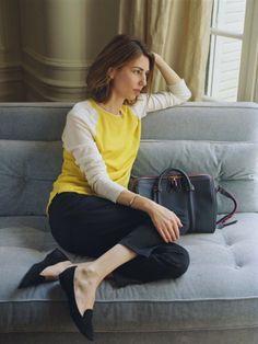 Sofia Coppola, un estilo sencillo y chic