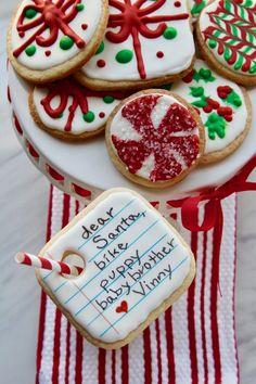 Christmas Cookies To