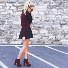 """""""Perfect Fall Outfit!❤️ Repost From Mega-Babe Beauty Blogger @kalynnicholson13 @kalynnicholson13 @kalynnicholson13 Show Us How You Style Our Fall…"""""""