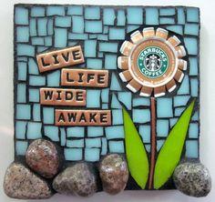 Live Life Wide Awake by ShawnDuBois on Etsy, $22.00