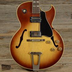 1968 Gibson ES-175 Cherry Sunburst