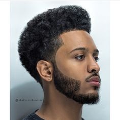 My hair Type and a great style Black Men Haircuts, Black Men Hairstyles, Afro Hairstyles, Men's Haircuts, Hair And Beard Styles, Curly Hair Styles, Natural Hair Styles, African American Hairstyles, Fade Haircut