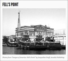 fells point!!!  Chapter 14?