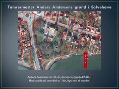 Dette er et bud på, hvor KAREN kom til verden i 1921. Tømrermester Anders Andersens strandgrund, matr.nr. 16n i Kalvehave. Huset ligger Kalvehave Havnevej 12, 4771 Kalvehave, og er opført i år 1900. Kilde: Geodatastyrelsen, gstkort.dk/, nyeste flyfoto med overlæg af aktuelt matrikelkort med gyldighed 1992 - >, samt BBR-informationer.