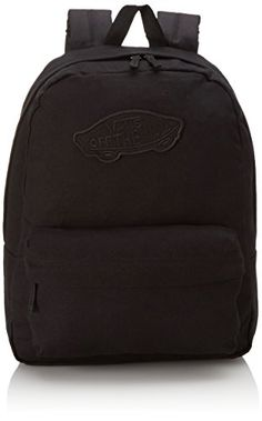 Get pest price from Amazon for Vans Realm Backpack - Onyx, One Size
