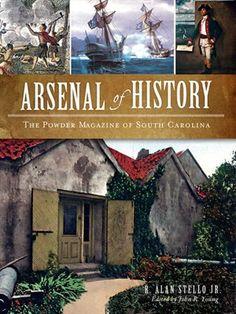 OverDrive eBook: Arsenal of History: The Powder Magazine of South Carolina