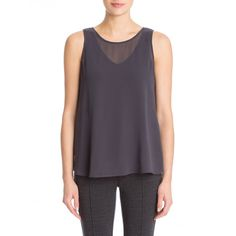 Nic + Zoe - Sheer Collection Top- A great travel basic to dress up or down