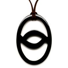 QueCraft Horn Pendant - Q12360