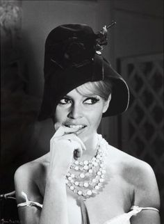 Brigitte Bardot by Jean Barthet, 22nd October 2013, photographs from collection of Grace Radziwiłł