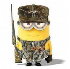 Lets go hunting ;) haha this is cute and funny