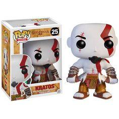 Funko Pop! 3431 Pop! Games: God of War, Kratos - Walmart.com