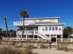 Another great vacation rental at Edisto Island SC from Edisto Realty.