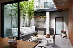 Outdoor Space | Prahran Townhouse by Doherty Design Studio | est living
