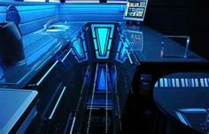 Here is the Star Trek-Themed Apartment you've always wanted! Star Trek, is an American science fiction entertainment franchise created by Gene Roddenberry. Star Trek, Transformers, Toyota, Different Types Of Houses, Starfleet Ships, Sleep On The Floor, Starship Enterprise, Dome House, House On The Rock